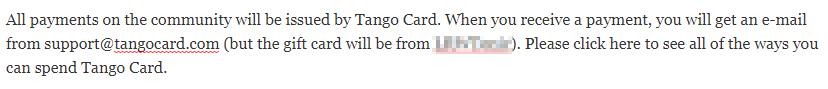 tangocard